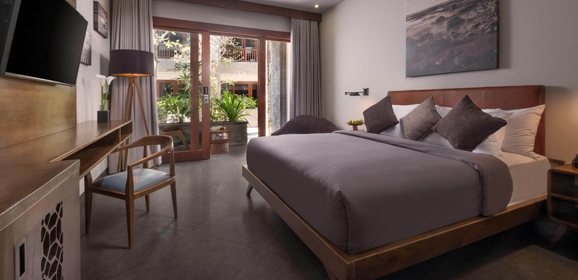 room at akana boutique hotel sanur