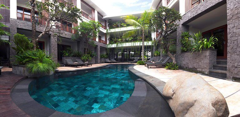 Swimming Pool Akana Boutique Hotel