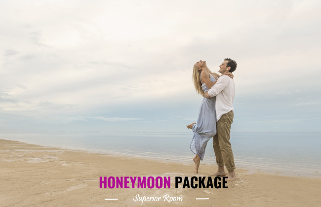 Sanur Honeymoon Package Stay