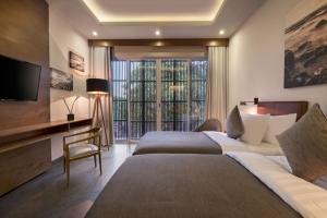 superior room - akana boutique hotel sanur