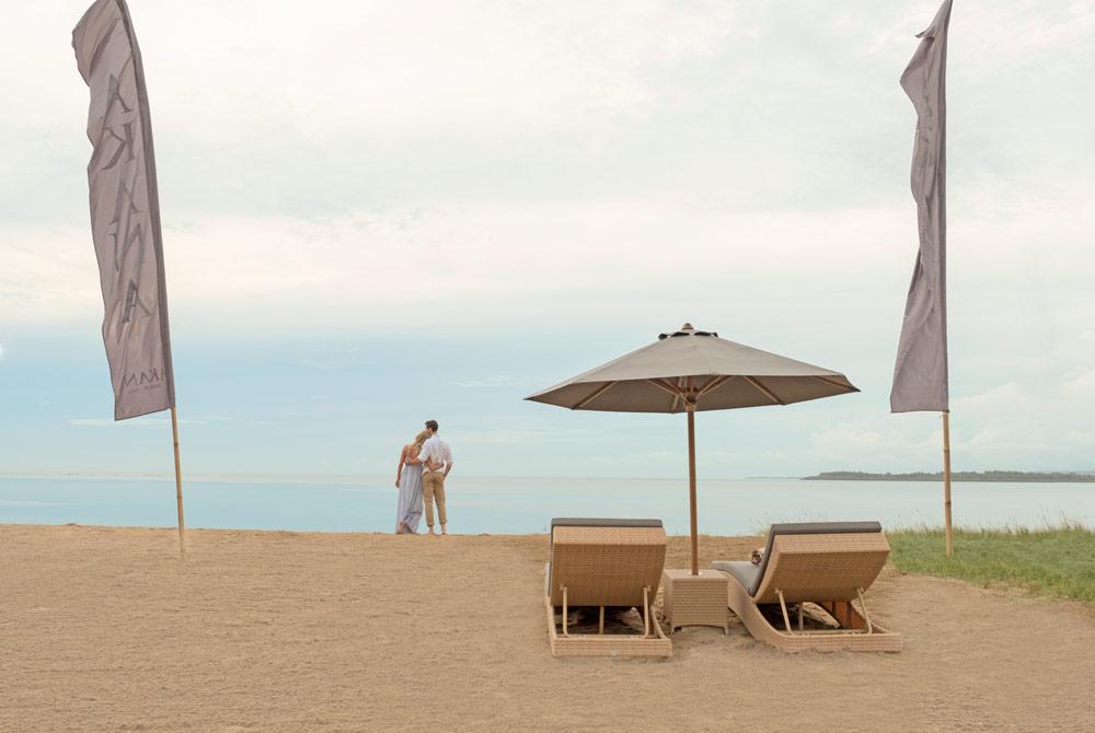 Beach Club Facilities