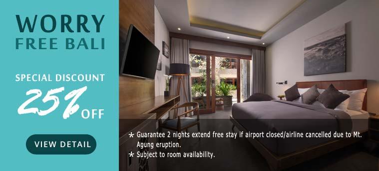 best offers at akana sanur hotel